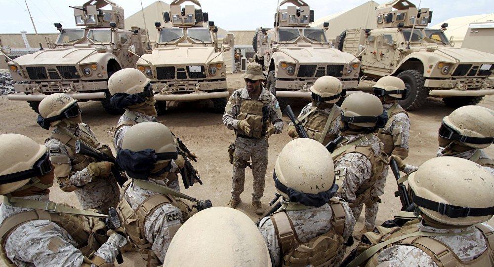 القوات الأماراتية المساندة للمجلس الإنتقالي