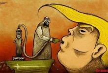 دونالد ترامب وآبار النفط السعودي