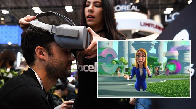 تجارب مشروع الواقع الإفتراضي لشركة فيس بوك والخاص بشبكات التواصل الاجتماعي