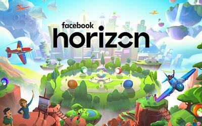 فيس بوك هورايزون facebook horizon