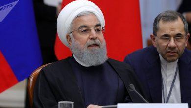 روحاني يتحدث عن دور السعودية وإسرائيل بنسحاب أمريكا من الاتفاق النووي